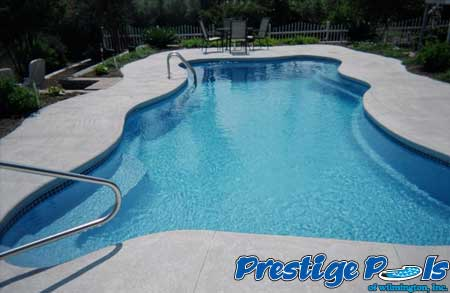 Prestige Pools for swimming pools in Wilmington, NC