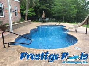 Wilmington NC swimming pool builder